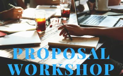 Geef jij een proposal workshop?