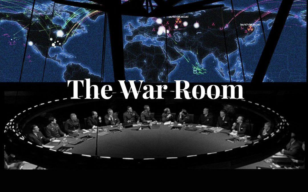 De offerte war room