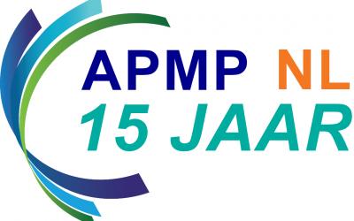 APMP Nederland 15 jaar!