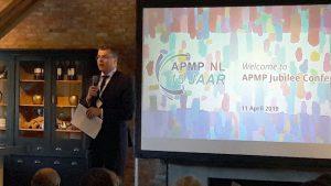 Opening door Wouter van Tienhoven