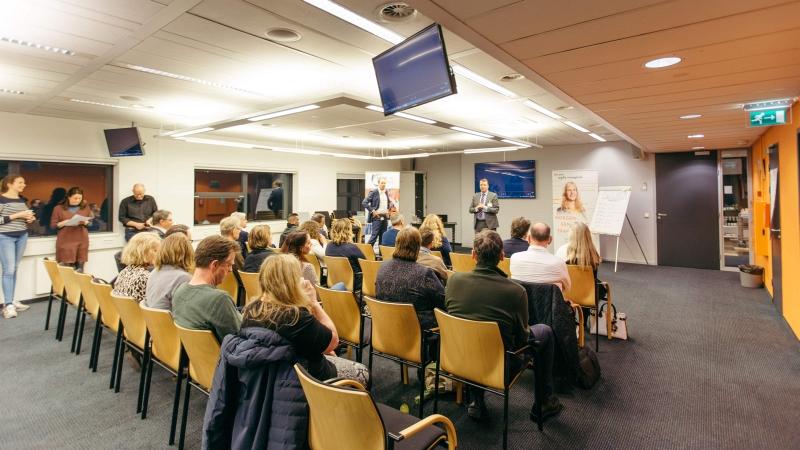 Ledenmeeting en Algemene Ledenvergadering 22-01-2020
